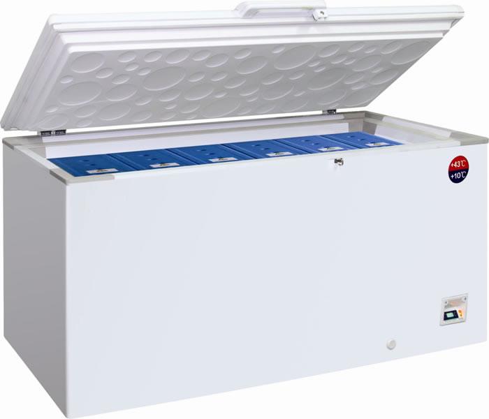 Ice Lined Refrigerator Amp Deep Freezer